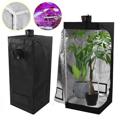 Premium Grow Tent 600D Indoor Garden Bud Box Hydroponics Dark Room PEVA Film