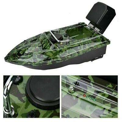 500M Wireless RC Fishing Bait Boat Fish Finder Speedboat Battery Without handBag