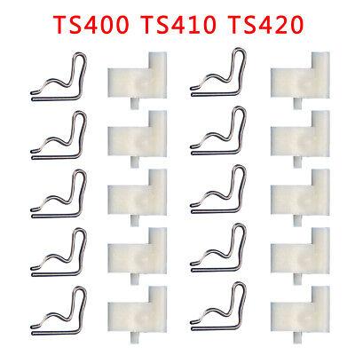 10pcsset Recoil Starting Pawl Kit For Stihl Ts400 Ts410 Ts420 Cut-off Saw Parts