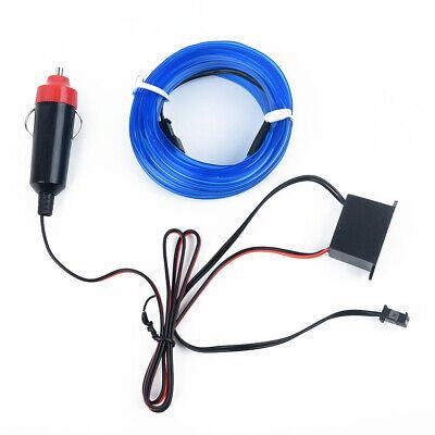 Car Parts - 12V Cars Interior Blue Decoration Lights Universal LED Blue Accessories Parts