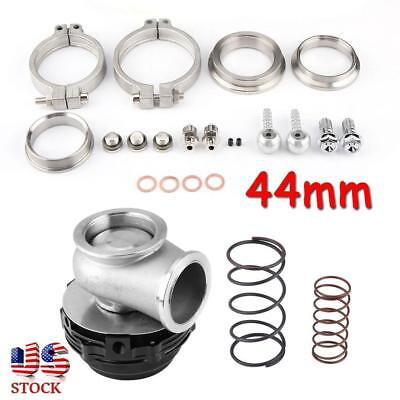Tial RVM 44mm Wastegate MV R V BAND Flanges All Springs IncludedBlack