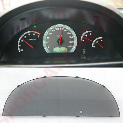 Instrument Cluster Meter Lens Black for OEM Parts Ssangyong 2006-2017 Rexton