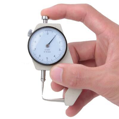 Dental Surgical Endodontic Thickness Gauge Dial Caliper Measuring Meter