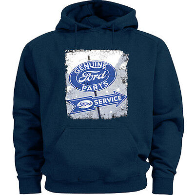 Big and tall hoodie sweatshirt Ford sign sweat shirt men's tall size Big And Tall Sweatshirt