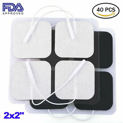 40 tens electrode pads ems replacement unit