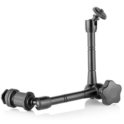 """11"""" Adjustable Friction Power Articulating Magic Arm for LCD Monitor LED"""