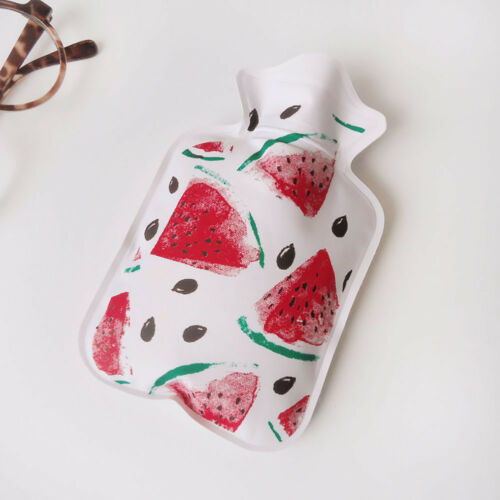Winter Home Hot Water Bottle Bag Keep Warm Relaxing Heat Cold Christmas Gift New