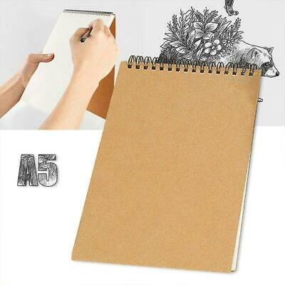A5 Paper Sketch Book Set For Watercolor Drawing Art Sketchbook 30 Sheets paint