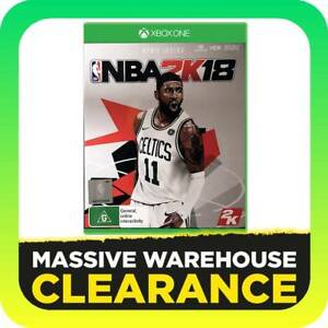 NBA 2K18 (XB1, XBO, Xbox One) Tullamarine Hume Area Preview