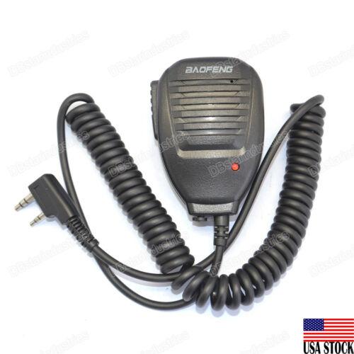 BAOFENG Original Speaker Mic Headset for UV-5R UV-82L GT-1 GT-3 888s Radios USA