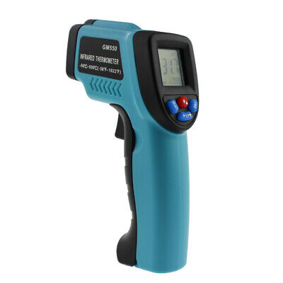 Non-Contact LCD IR Laser Infrared Digital Temperature Thermometer Gun Pyrometers Business & Industrial
