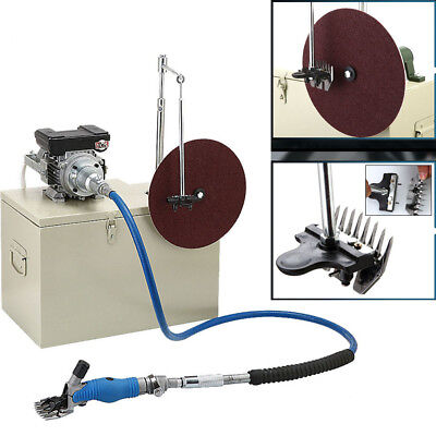 Professional Rotate Adjustable Speed Electric Sheep Wool Shearing Machine 220V