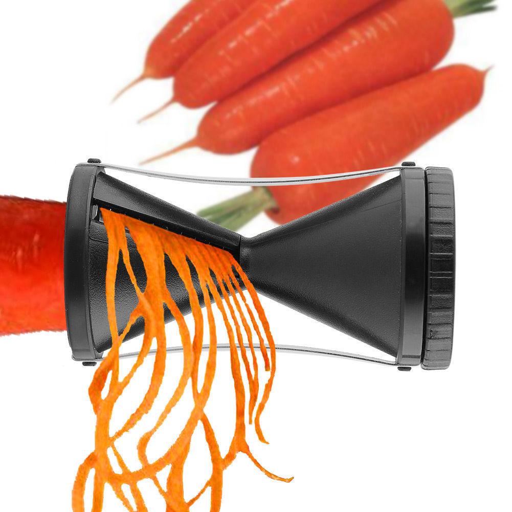 Hot Vegetable Spiral Slicer Fruit Cutter Peeler Spiralizer ...