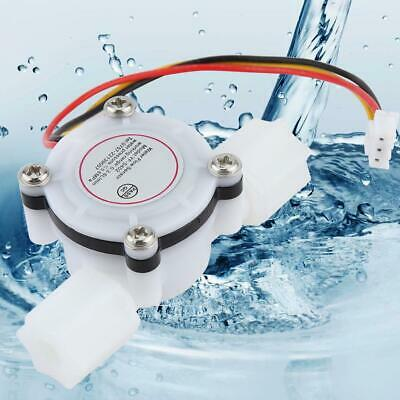 1Pcs Water Hall Flow Sensor Control Effect Flowmeter G1/4 0.15-3L / Min YF-S402 for sale  Shipping to Canada