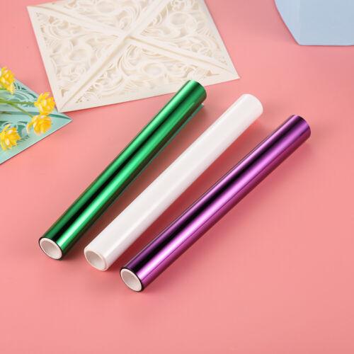 5 Meters/196.85 inch Toner Reactive Foil Paper by Laser Printer and Laminator