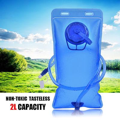 2L Water Bladder Backpack Hydration System Camel Bak Pack Bag For Camping Hiking