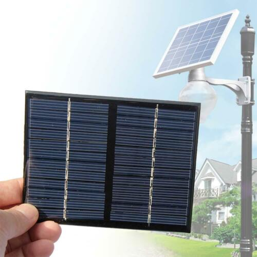 1.5W 12V Mini Solar Panel DIY Powered Models Small Cell Modu