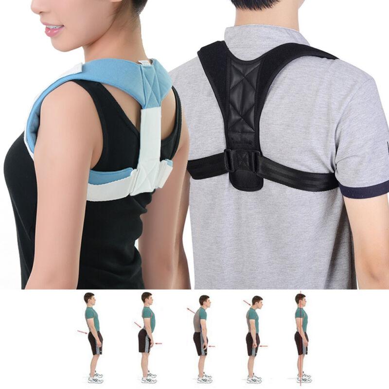 Geradehalter, Rückenhalter, Rücken Stabilisator, Haltungskorrektur ...