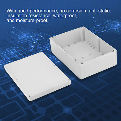 Plastic Enclosure Case Diy Electronics Project Box Electrical Equipment