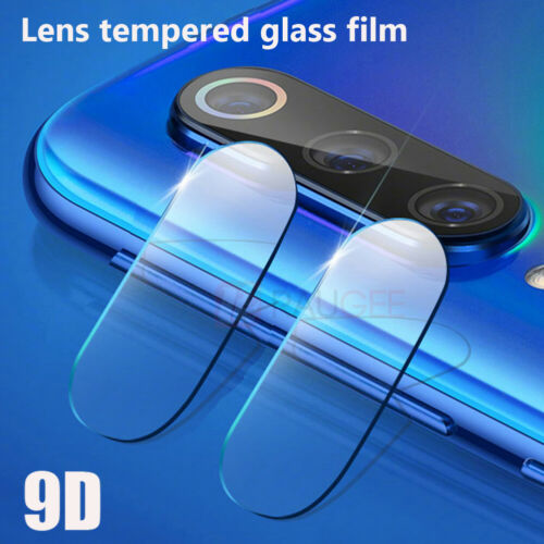 9D Back Camera Lens Screen Protector Tempered Glass for Samsung S9 S8 S10 Plus Cell Phone Accessories