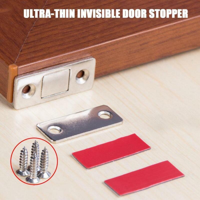 Punch-free Magnetic Door Closer-50% OFF-Get It !!