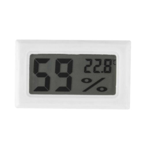 Mini Digital LCD Thermometer Temperature Humidity Meter Gauge Hygrometer Good