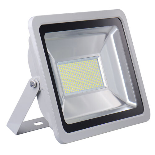 2x 200w smd led flood light white outdoor garden landscape. Black Bedroom Furniture Sets. Home Design Ideas