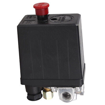 Heavy Duty Air Compressor Pressure Switch Control Valve 90 PSI -120 PSI Bla V6X4