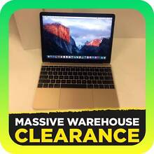 "Latest Apple Macbook 12"" Core M 8GB 256SSD OSX RRP $1999 Tullamarine Hume Area Preview"