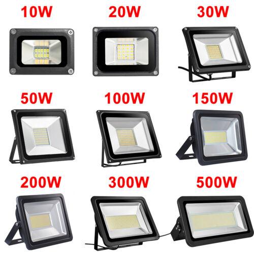 10W 20W 30W 50W 100W 150W 200W 300W 500W 800W 1000W LED Floo