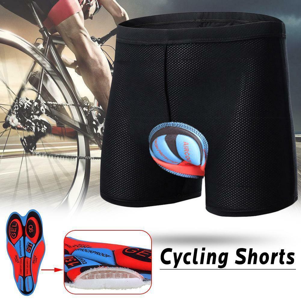 Radunterhose Fahrradhose 9D Gel Sitzpolster Kurze Hosen Radhose Radfahren Short