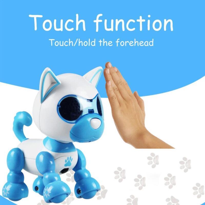 Roboter Hund Spielzeug Elektronisch Intelligent Simulation Hunde Interaktives