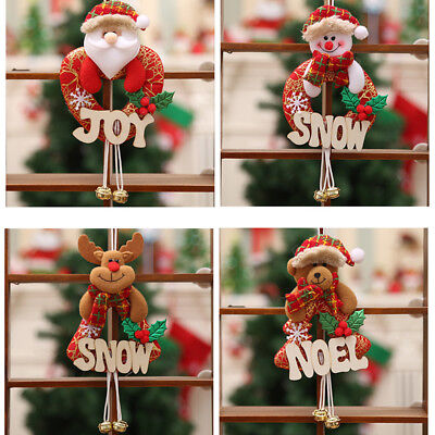 Christmas Tree Ornaments Decorations Hanging Home Party Decor Holiday Xmas New