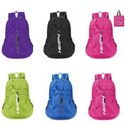 25L Women Men Backpack Travel Bag Shoulder Rucksack School Laptop College Bag