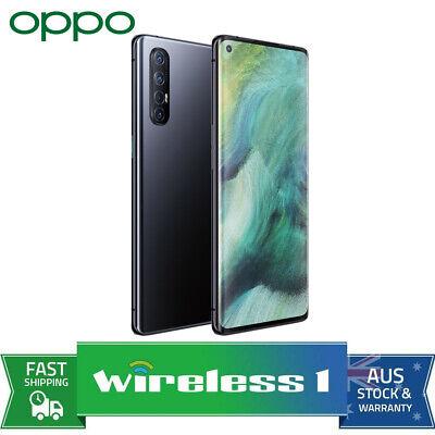 Android Phone - OPPO Find X2 Neo 5G 256GB Telstra Unlocked - Moonlight Black