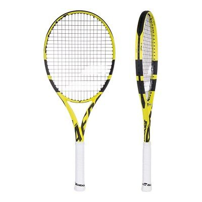 Babolat Pure Aero Plus 2019 Tennis Racquet - 4 3/8-  FREE Stringing & Grip