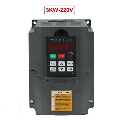 4hp 13a 220v 3kw Hy Variable Frequency Drive Inverter Vfd