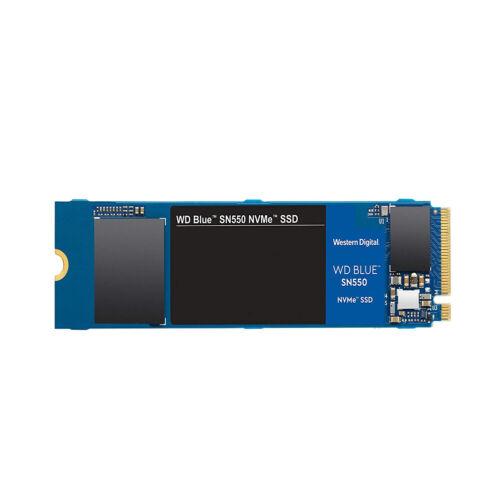 WD WDS100T2B0C Blue SN550 1TB NVMe M.2 2280 3D Gen3 x4 PCIe 8Gb/s NAND SSD
