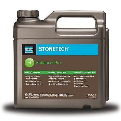 Stonetech Enhancer Pro - Enhancer Sealer For Natural Stone - 1 Gallon