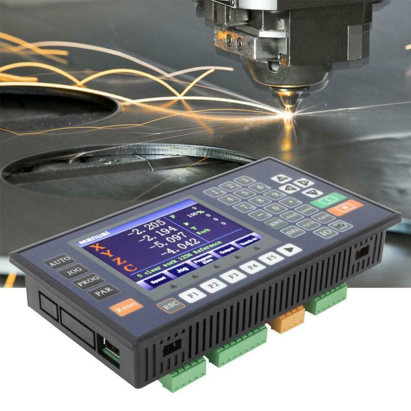 High Accuracy LCD 4  CNC Controller TC5540V For Lathe Mini Milling Machine