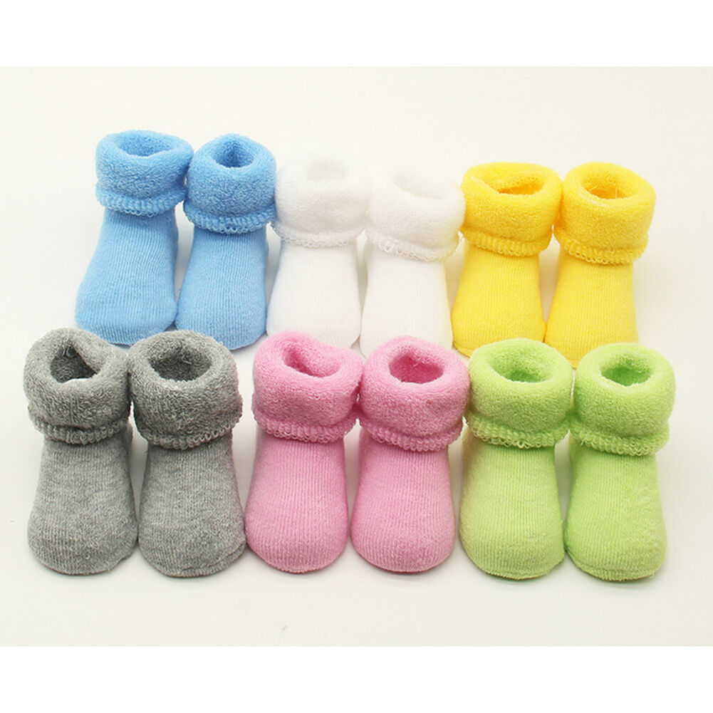 New Winter Warm Cosy Socks Toddler Boots Super Soft Floor Socks For Infants Baby