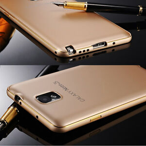 Luxury-Ultra-thin-Aluminum-Metal-Bumper-PC-Back-Case-Cover ...
