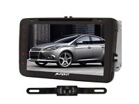 "8"" HD Double Din In Dash Wifi Touchscreen Sat Nav, Multimedia,DVD/VCD/CD Video player Data System"