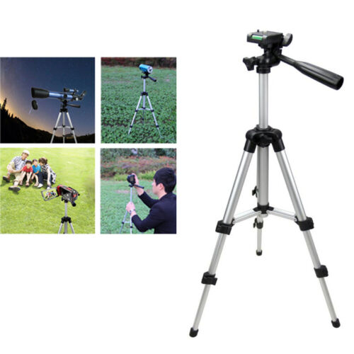 Universal Camera Camcorder Tripod Stand for Canon Nikon Sony Olympus Panasonic