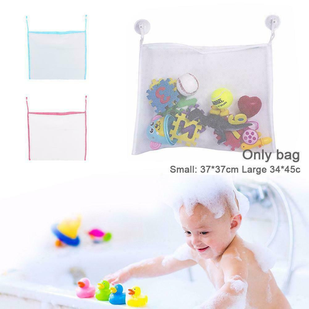 Fashion Baby Bath Bathtub Toy Mesh Net Storage Bag Organizer Holder Bathroom NEW