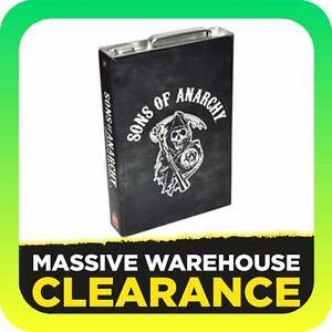 Sons Of Anarchy Seasons 1-3 DVD Tullamarine Hume Area Preview