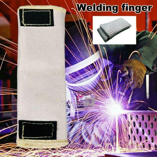 Tig Finger Heat Shield Welding Protection Burn Metalwork Repair shop Weld New