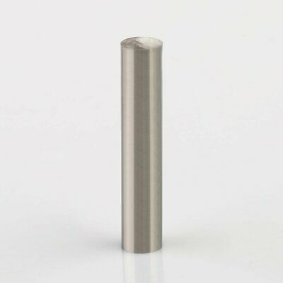Us 2 Inch Long 99.95 Pure Tungsten Element Rod Electrodes Metal Cylinder