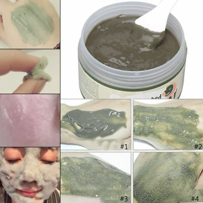 100g Carbonated Bubble Clay Mask Skin Care Deep Cleansing Beauty HOT