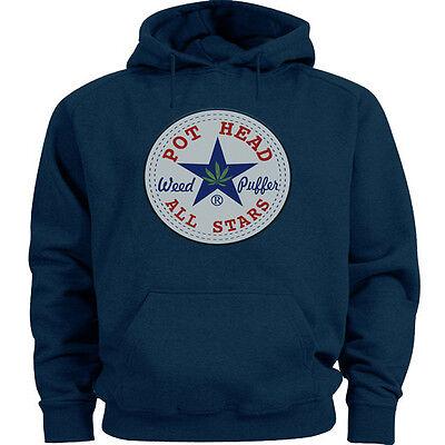 Big and tall sweatshirt hoodie pot head weed 420 sweat shirt men's tall size Big And Tall Sweatshirt